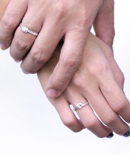 Lovers knot 對戒