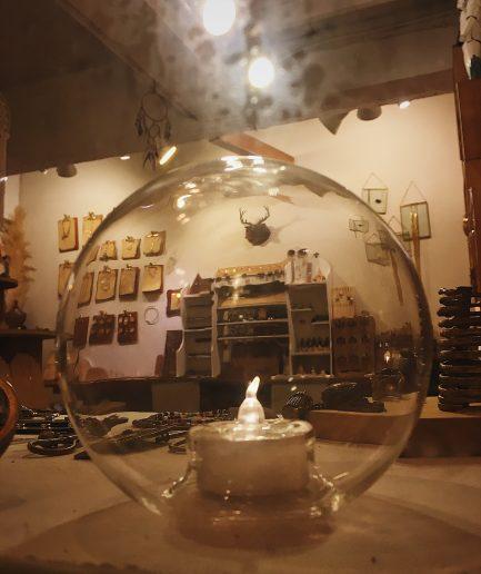 LED燈玻璃球