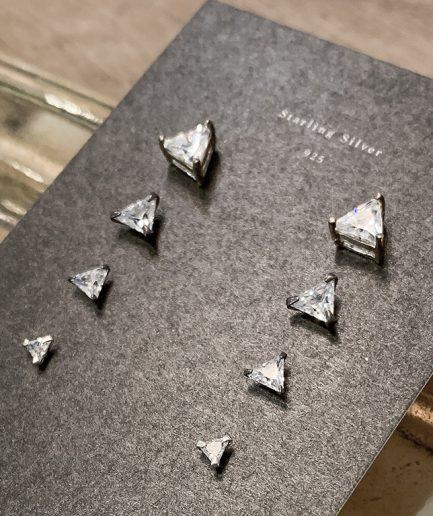 Trangle diamond